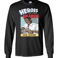 Son House - Men's Long Sleeve T-Shirt