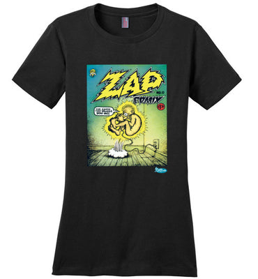 Zap Comix Cover No. 0 - Women's T-Shirt