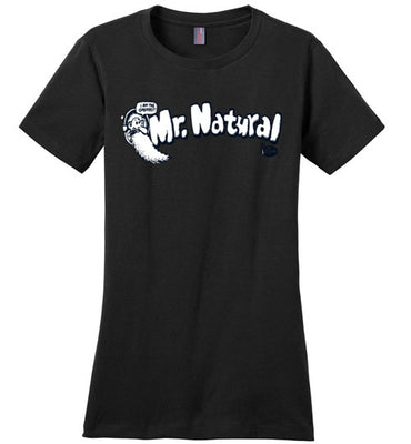 Mr. Natural I am the Greatest - Women's T-Shirt
