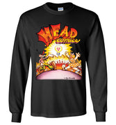 Head Comics - Men's Long Sleeve T-Shirt