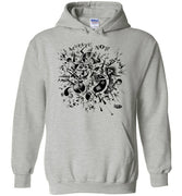 Mutate Now in Black - Hoodie