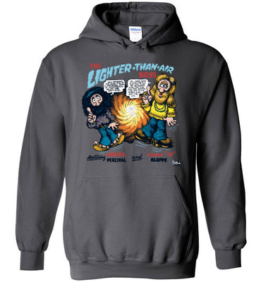 The Lighter Than Air Boys - Hoodie