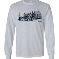 Blues Traveler - Men's Long Sleeve T-Shirt