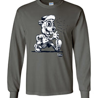 Happy Camper - Men's Long Sleeve T-Shirt