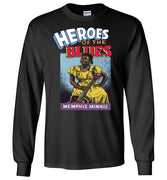 Memphis Minnie - Men's Long Sleeve T-Shirt
