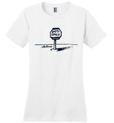 Empty Space - Women's T-Shirt