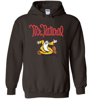 Mr. Natural Just Passin' Thru - Hoodie