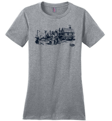 Blues Traveler - Women's T-Shirt