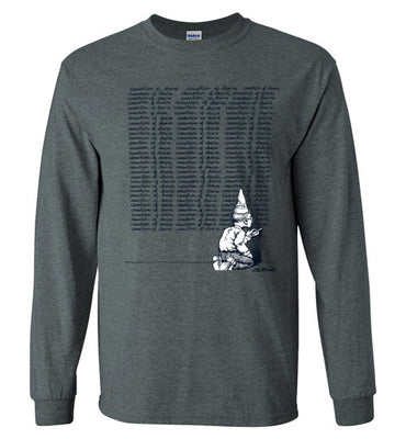 Cessation of Desire - Men's Long Sleeve T-Shirt