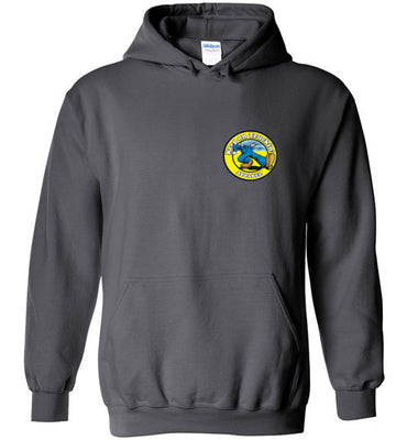 Keep On Truckin' - Double Print - Hoodie