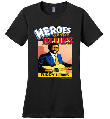Furry Lewis - Women's T-Shirt