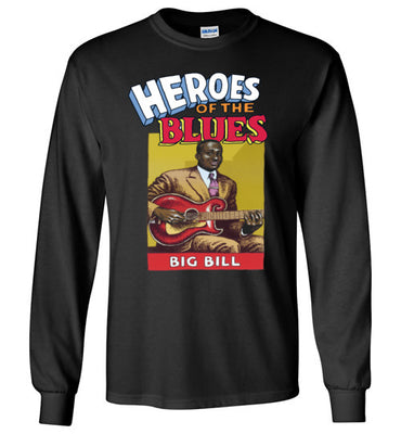 Big Bill - Men's Long Sleeve T-Shirt