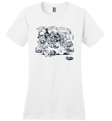 Clown Car - Women's T-Shirt