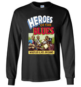 Whistler and His Jug Band - Men's Long Sleeve T-Shirt