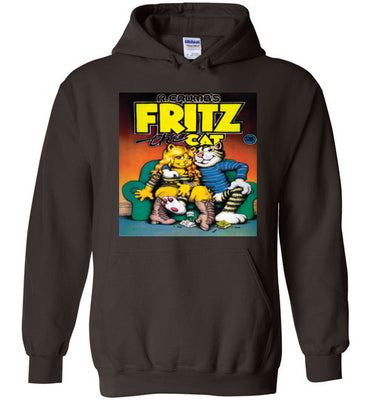 Fritz the Cat Cover - Hoodie