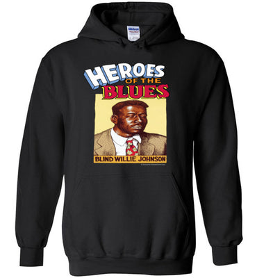 Blind Willie Johnson - Hoodie