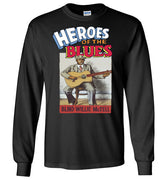 Blind Willie McTell - Men's Long Sleeve T-Shirt