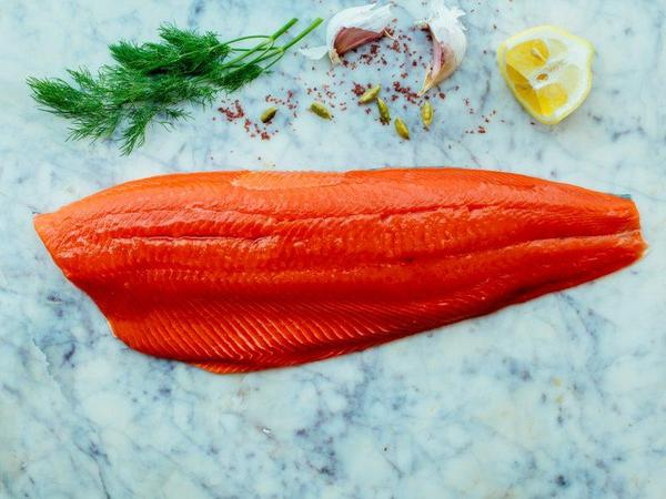Deposit for Wild-Caught Alaskan Sockeye Salmon
