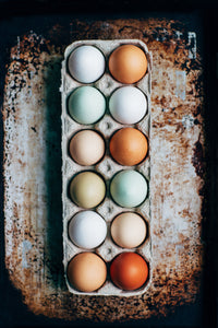 Pasture-raised Eggs - 1 Dozen