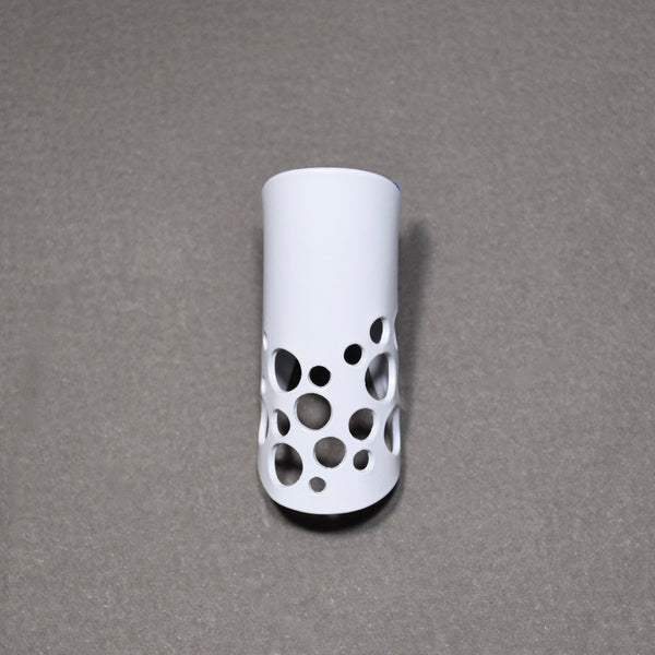 Dot Ring - Shield, Full, Matte White