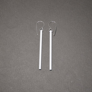 Swing Tubing Hook - Round, Matte White