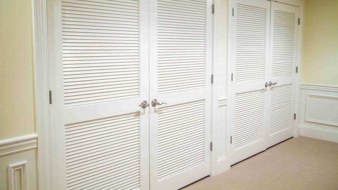 Exciting French Closet Doors