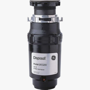 Appealing 1 2 Hp Garbage Disposal