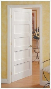 Luxurious Interior Panel Doors