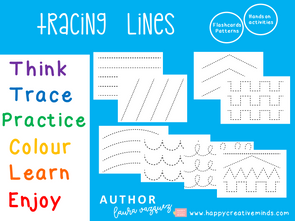 Tracing Lines Book