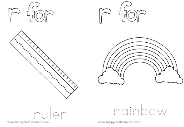 Phonics Colouring Book 3