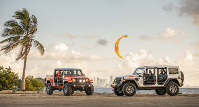 "Jeep Drops ""Three O Five"" Edition Wrangler and Gladiator"