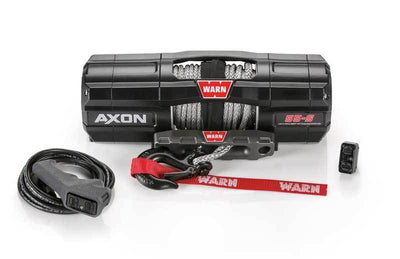 Warn Unveils New Powersports Winches
