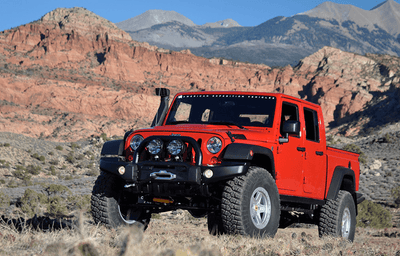 Final Run: AEV Brute Double Cab