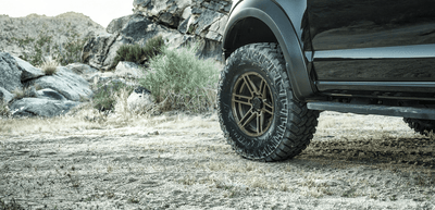 NEW: Venomrex 17-Inch Wheels for Ford and Toyota Trucks