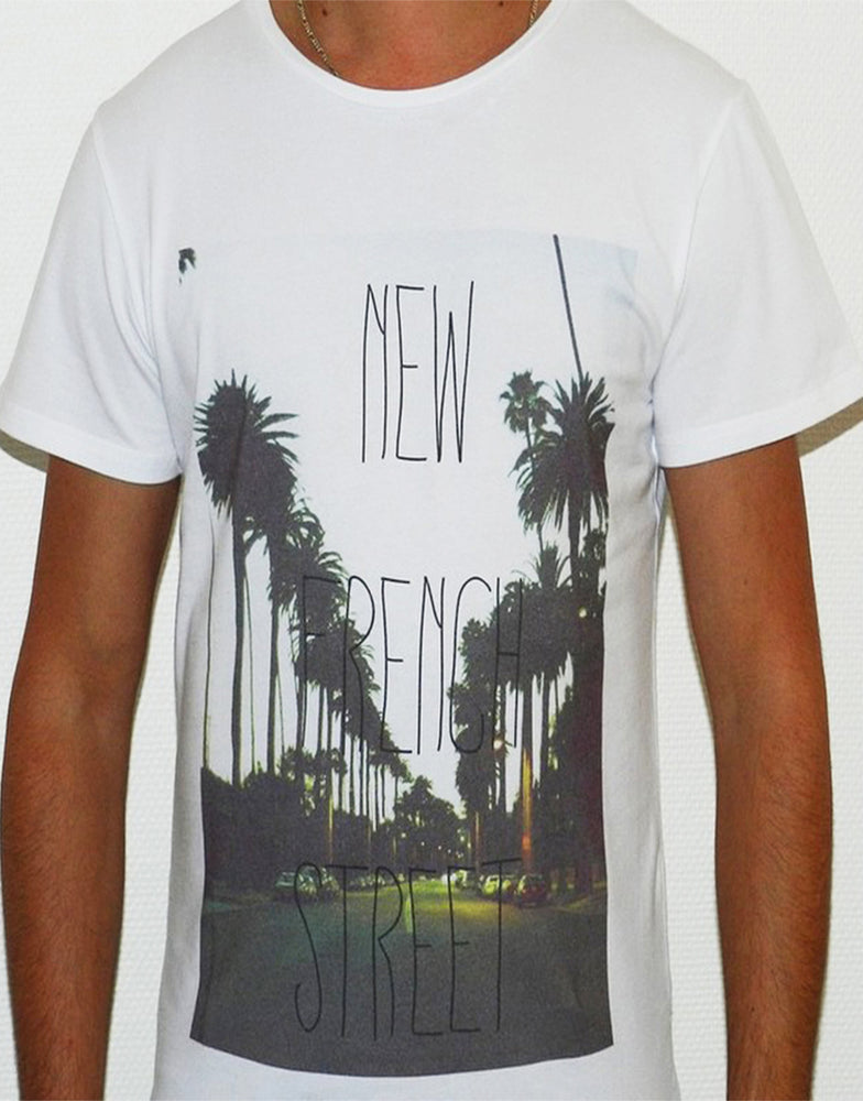 "T-shirt ""New French Street"""