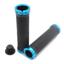 Load image into Gallery viewer, Smooth & Soft Handle Bar Grips - thebicyclingstores.com