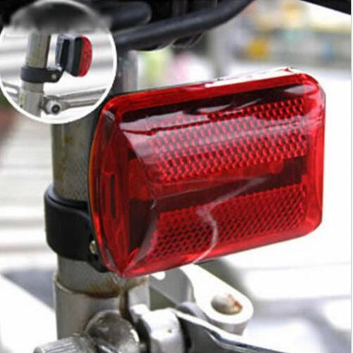 Waterproof Bike Tail Light - thebicyclingstores.com
