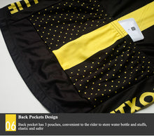 Load image into Gallery viewer, Bicycle Jersey Set For Winter - thebicyclingstores.com