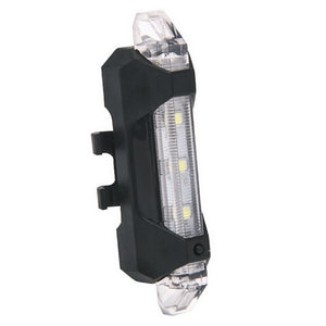 Portable & USB Rechargeable Warning Light - thebicyclingstores.com