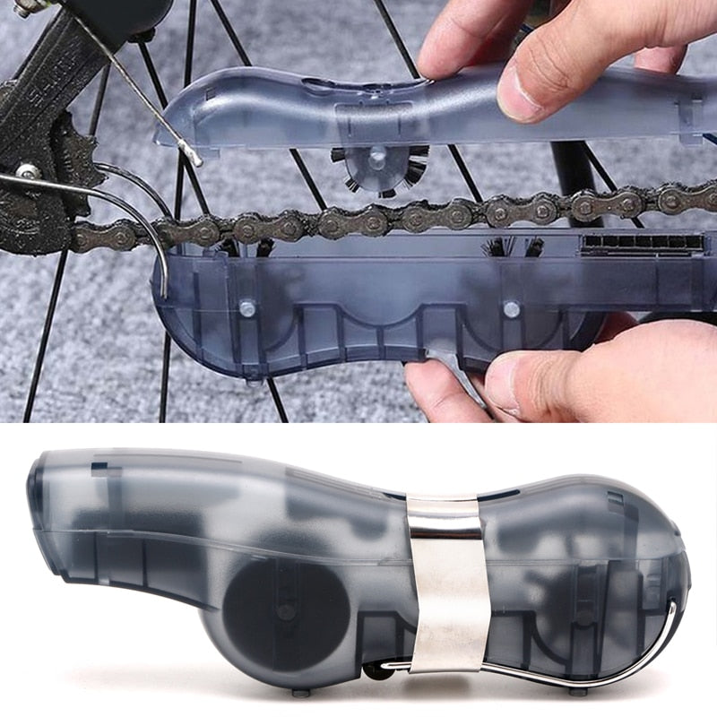 Black Bike Chain Cleaner - thebicyclingstores.com