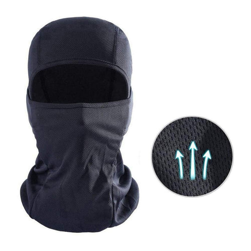 Outdoor Cycling Balaclava Full Face Mask Bicycle Ski Bike Ride Snowboard Sport Headgear Helmet Liner Warm Mask Winter Neck Guard - thebicyclingstores.com