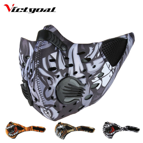 VICTGOAL Windproof Sports Cycling Winter Mask - thebicyclingstores.com