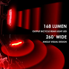 Load image into Gallery viewer, Bike  Ultra  Bicycle Rear Light - thebicyclingstores.com
