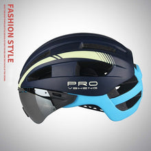 Load image into Gallery viewer, Mountainpeak Mountain Bike Helmet 2019 Cycling Helmet Male Eyeglass One Female Bicycle Helmet  Road Cycling Helmets - thebicyclingstores.com