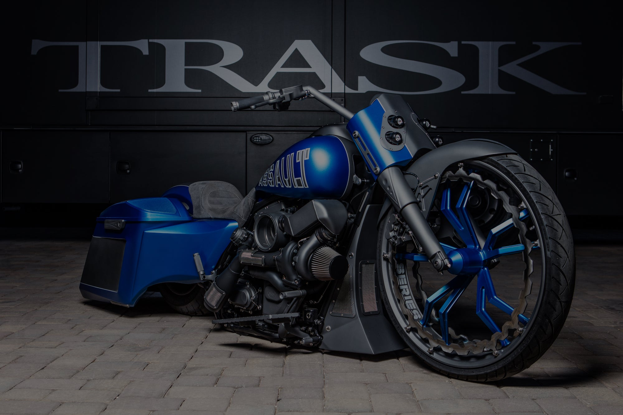 TRASK PERFORMANCE HARLEY TURBO SYSTEM