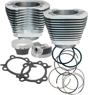 SILVER 106 S&S BIG BORE KIT FOR HARLEY TURBO KIT