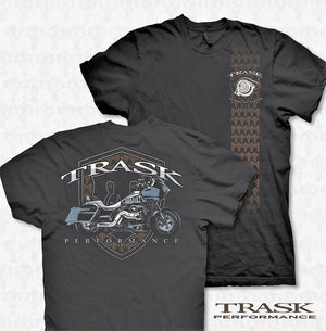 Trask Harley Turbo Road Glide shirt