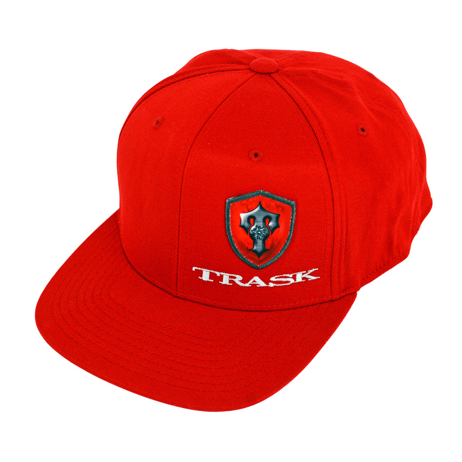 Trask Harley Turbo Kit Snap Back Hat