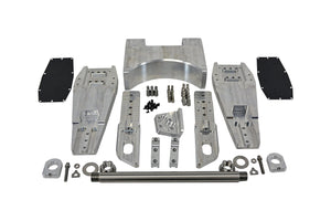 Harley Davidson Billet Aluminum Swingarm Parts Kit