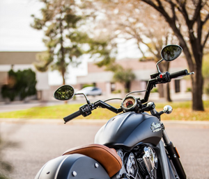 15 INDIAN SCOUT V-LINE BARS